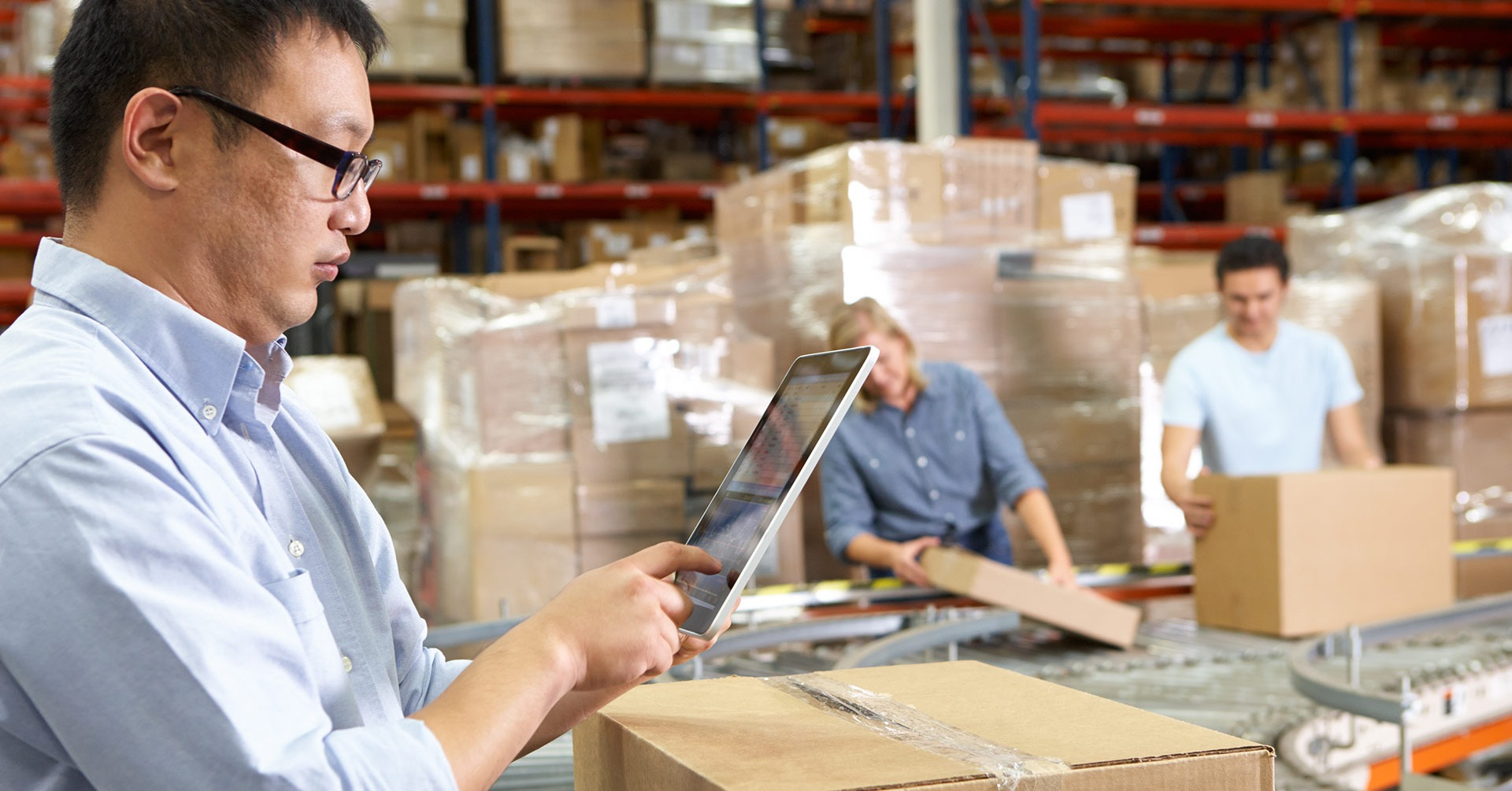 Will this solution increase visibility and transparency with my suppliers and employees