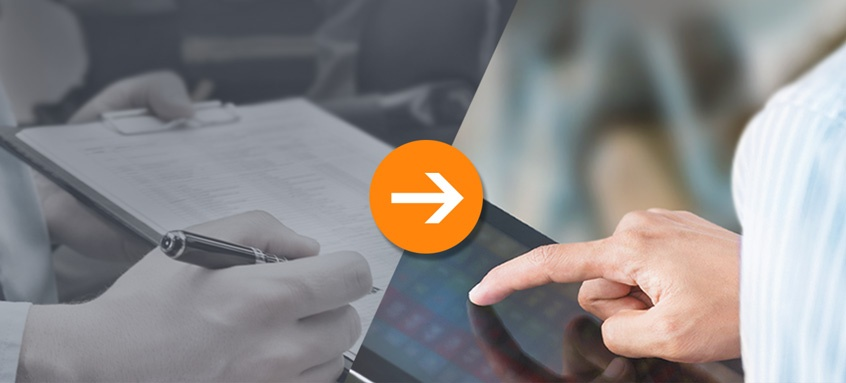 from paper to mobilr forms