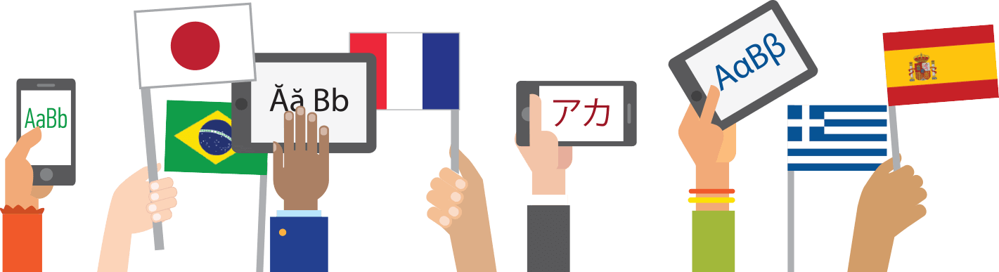 Form.com - Multilingual mobile apps